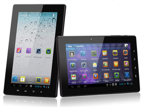 7inch Freelander PD20 GPS Tablet PC Dual Core 1.2GHz Android 4.0 ROM 8GB Dual-Kamera - verydeal.de | 7mall | Scoop.it