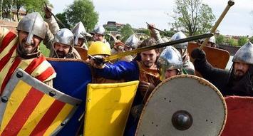 À la prairie des Filtres, le vrai week-end Moyen-Âge | #TerresCathares | Scoop.it