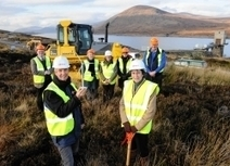 North Star | News | Work begins on new Ross wind farm | Energy and Sustainability | Scoop.it