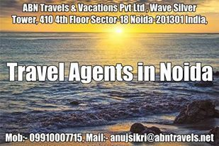 Travel Agents in Noida Sector 18, Travel Agency in Ghaziabad | David tours & travel | Scoop.it