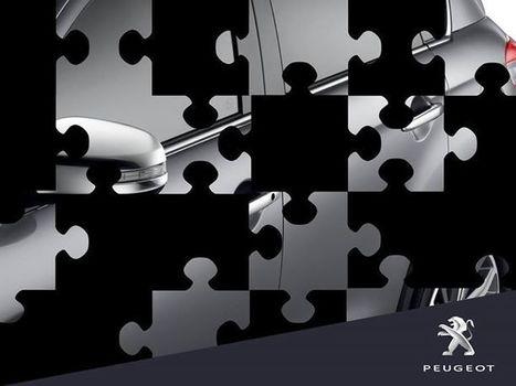 Que dites-vous d&rsquo;un puzzle pour bien commencer la journ&eacute;e ?<br/>Essayez de deviner q... | Tout savoir le constructeur automobile Peugeot | Scoop.it