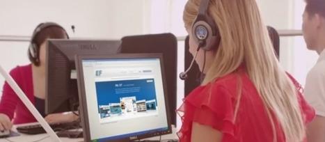 EF moulds online school into smartphone app - The PIE News | Practise Your English | Scoop.it