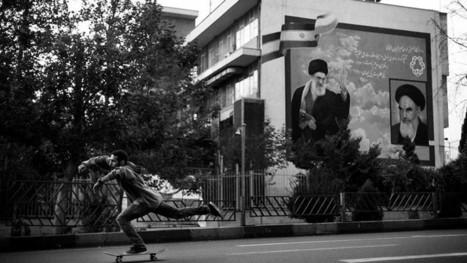 Iran : Royaume des skateurs ? - Histoire Géo sur un plateau | Nouvelles du blog | Scoop.it
