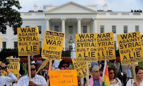 Act Now! - Say No To War On #Syria ( only for US Citizens )   News in english   Scoop.it