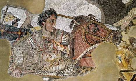 Ancient Greece, the Middle East and an ancient cultural internet | World History | Scoop.it