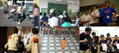 Computer Science Unplugged | | Tecnologia, pedagogia e conteúdos (TPACK) - TIC em contexto Educativo | Scoop.it