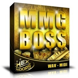MMG BoSS | Maybach Music Loops Producer Kits | Hex Loops | produce | Scoop.it