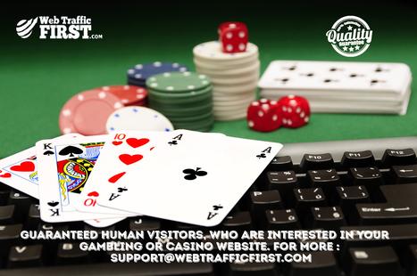 Gambling Traffic | Web Traffic First | Scoop.it