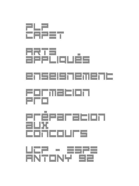 Devenir professeur d'arts appliqués avec l'UCP à ANTONY (ou de chez vous !)   enseigner les arts appliqués   Scoop.it