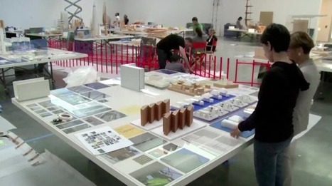 Video: Renzo Piano Building Workshop   Architecture and Architectural Jobs   Scoop.it