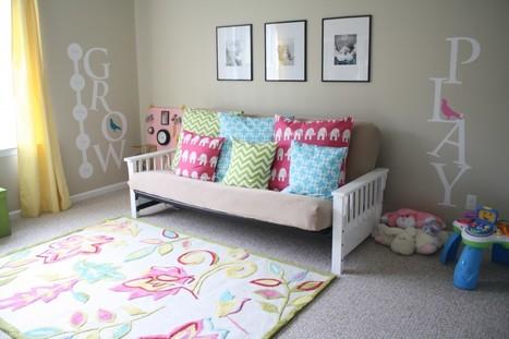 Une jolie chambre de bébé personnalisée ! | Stickerzlab, des astuces et des idées déco pour tous | stickers autocollants décoratifs | Scoop.it