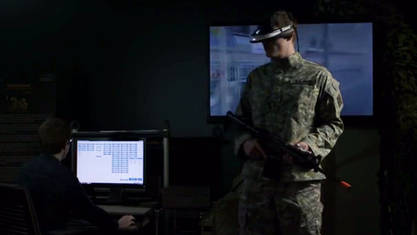 How Virtual Reality Declared War On PTSD | cool stuff from research | Scoop.it