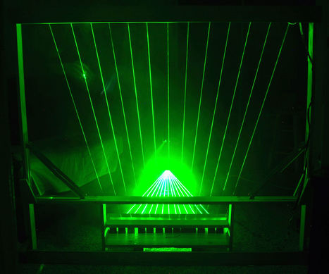 13 Note MIDI Laser Harp | Raspberry Pi | Scoop.it
