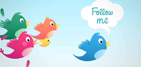 11 Simple Tactics to Get More Twitter Followers (the right way) | Reputation Management | Scoop.it