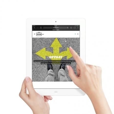Byodroid – BYOD-ajattelu käyttöön koulussanne? Kysymyksiä käyttöönoton tueksi. | Tablet opetuksessa | Scoop.it