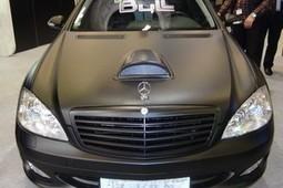 [Milipol 2013] Une Mercedes option guerre électronique, signée Bull | topic | Scoop.it