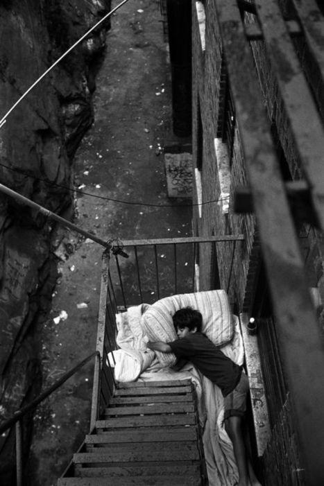 Stephen Shames a passé 30 ans à photographier les kids du Bronx | Léa Benatar | Scoop.it