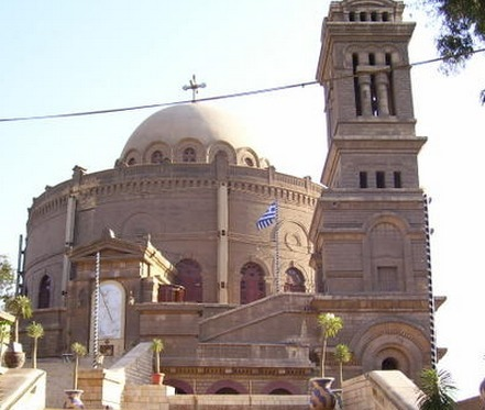 Incendie de l'église Saint-Georges (le Caire) : alarme lancée depuis les micros de la mosquée voisine   Égypt-actus   Scoop.it