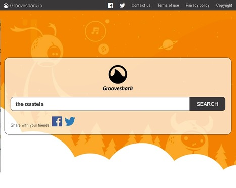 Grooveshark has been cloned and its music is back online | art on the go | Scoop.it