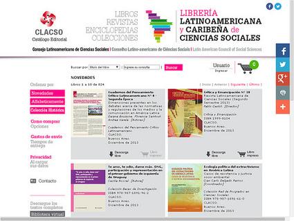 Libros al alcance de todos de Clasco: 800 libros en español en acceso abierto | Investigación: métodos y herramientas desde las NTIC | Scoop.it