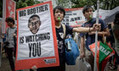 Do not extradite Edward Snowden, protesters urge Hong Kong | Edward Snowden | Scoop.it