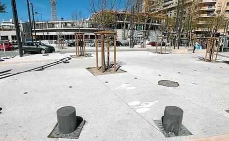 Marseille fait toujours aussi peu de place aux vélos | Mobilier urbain | Scoop.it