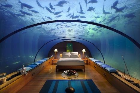 Spectacular Underwater Bedroom in Maldives   Art, Design & Technology   Scoop.it