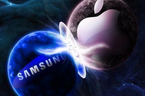 Samsung creuse l'écart sur Apple en termes de ventes de smartphones en 2012 | veille Smartphone | Scoop.it