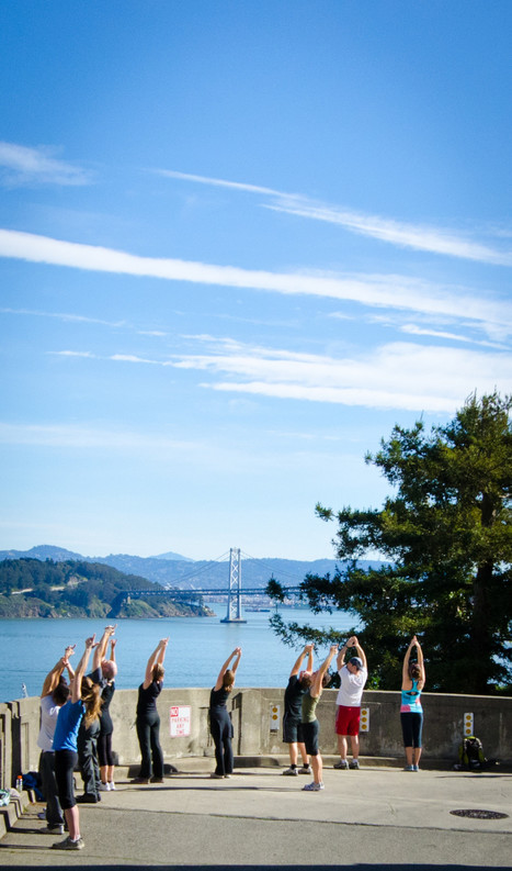 Outdoor Fitness Ideas: Fun Ways To Exercise Outside - Huffington Post | Healthy Living | Scoop.it