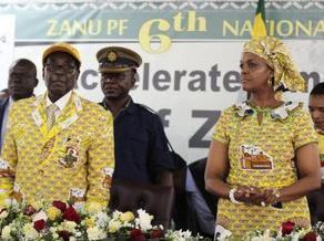 Mugabe slams  'traitors' at Zanu-PF congress as Mujuru stays away | NGOs in Human Rights, Peace and Development | Scoop.it