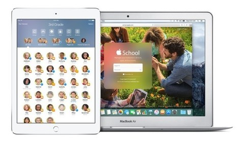 Apple's Classroom app for iPad lands on App Store | Cult of Mac | Curtin iPad User Group | Scoop.it