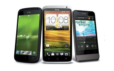 Souriez, voici les smartphones HTC One | Geeks | Scoop.it