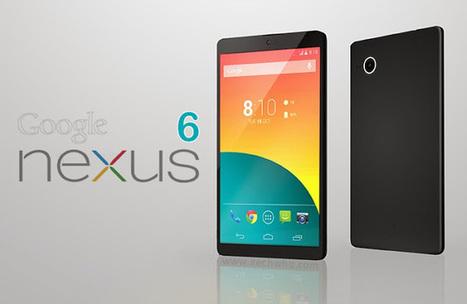Nexus 6 Phone Release Date, Price, Specs, Features, Rumors 2014 | Nexus 6 Release Date | Scoop.it