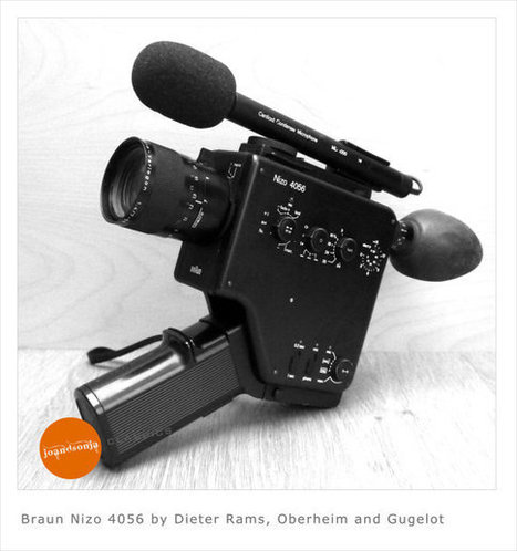 Braun Camera | Moving Images: TV and Films | Scoop.it