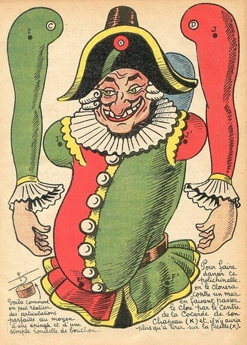 Paper Dolls Which Jump For Joy | Antiques & Vintage Collectibles | Scoop.it
