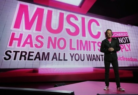 T-Mobile's UnRadio may NOT be available to all unlimited data plans | Social Media | Scoop.it