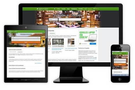 Gente & casas lanza nuevo diseño web adaptativo   Gente & Casas   Gente & Casas   Scoop.it