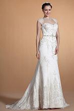 [EUR 299,99] Carlyna 2014 Nouveauté Charmante Bretelles Détachables Robe de Mariée (C37145707) | robe de mariée, robe de soirée | Scoop.it