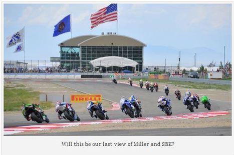 Bye Bye Miller? Hello Laguna Seca? | Ducati.net | Ductalk Ducati News | Scoop.it