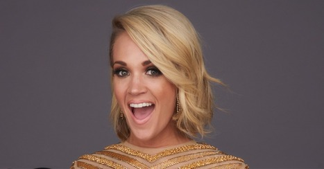 We are melting over Carrie Underwood's new pictures of Isaiah. | Country Music Today | Scoop.it