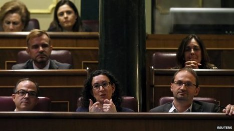 Spanish parliament rejects Catalan independence vote | AngloCatalan Affairs | Scoop.it