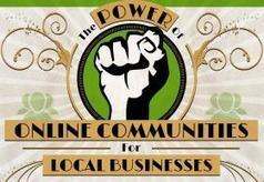The Power of Online Communities for Local Businesses [INFOGRAPHIC] | Social Media Today | Digital-News on Scoop.it today | Scoop.it