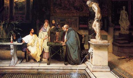 Contratos consensuales en Derecho romano (IV): mandato | LVDVS CHIRONIS 3.0 | Scoop.it