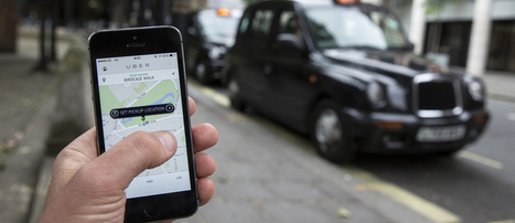 Uber sans chauffeurs | Technology | Scoop.it