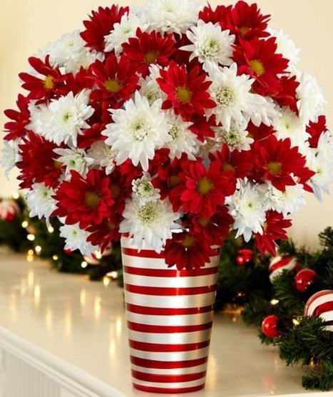 Christmas Decorating Ideas For Your Home | Decor Tips | Scoop.it
