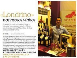 A great chat I had... | Facebook | Wired Wines of Alentejo | Scoop.it