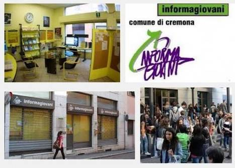 Cerchi Lavoro? InformaGiovani Cremona Le offerte ed i bandi Proposte di Martedì 26 aprile 2016 | Informagiovani, buone idee | Scoop.it