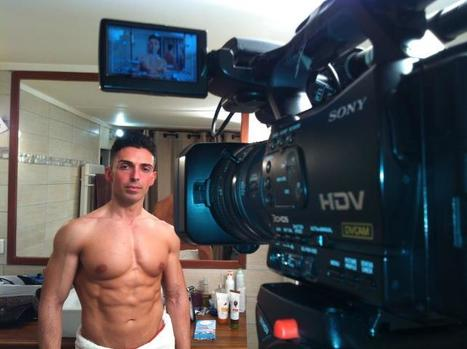Backstage tournage reportage pour M6 ! | Fitness model | Scoop.it