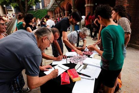 Guanyem Barcelona: Homage to (a viable?) Utopia   Peer2Politics   Scoop.it