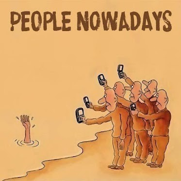 People Nowadays... | Intelligent humor | Scoop.it